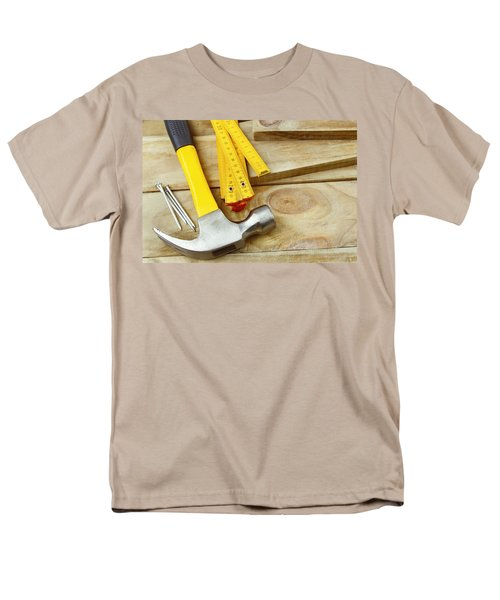Tools T-Shirt by Les Cunliffe