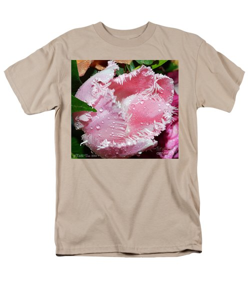 Tulip lace T-Shirt by Felicia Tica