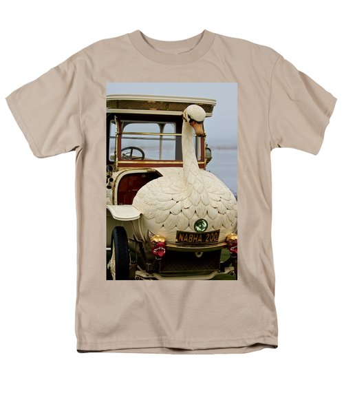 1910 Brooke Swan Car T-Shirt by Jill Reger
