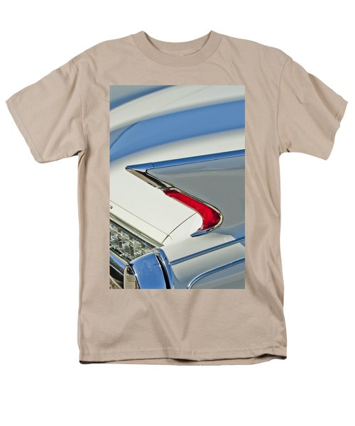 1960 Cadillac Eldorado Biarritz Convertible Taillight T-Shirt by Jill Reger