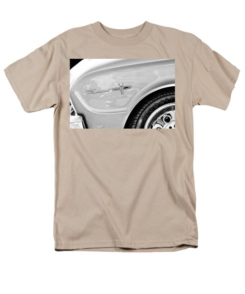 1963 Ford Falcon Sprint Side Emblem T-Shirt by Jill Reger