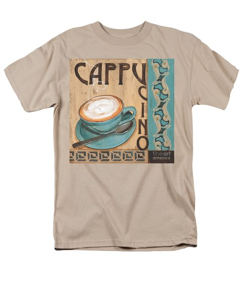 Cafe Nouveau 1 T-Shirt by Debbie DeWitt