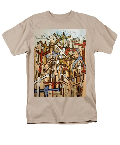 If There Was No Savior T-Shirt by Anthony Falbo