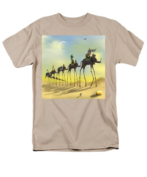 On The Move Men's T-Shirt  (Regular Fit) by Mike McGlothlen