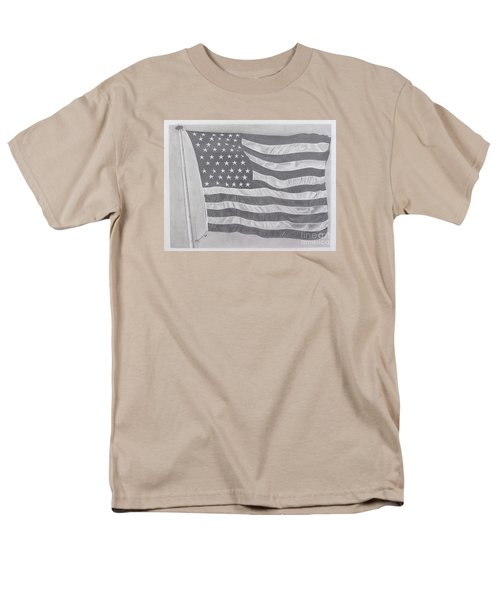 50 Stars 13 Stripes T-Shirt by Wil Golden