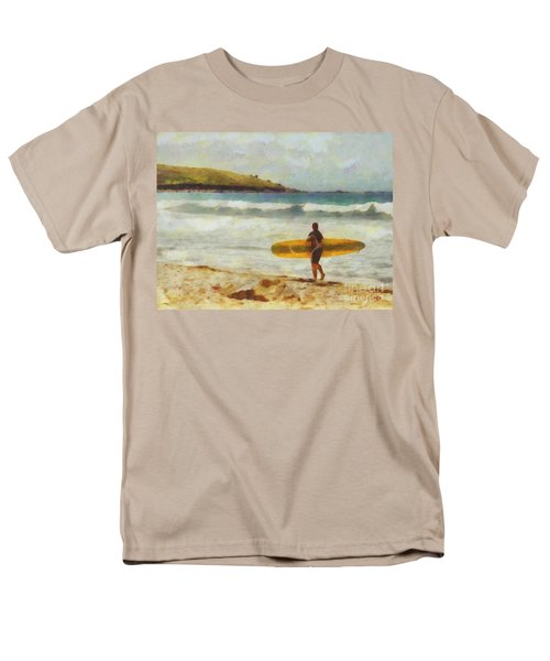 About to surf T-Shirt by Pixel Chimp