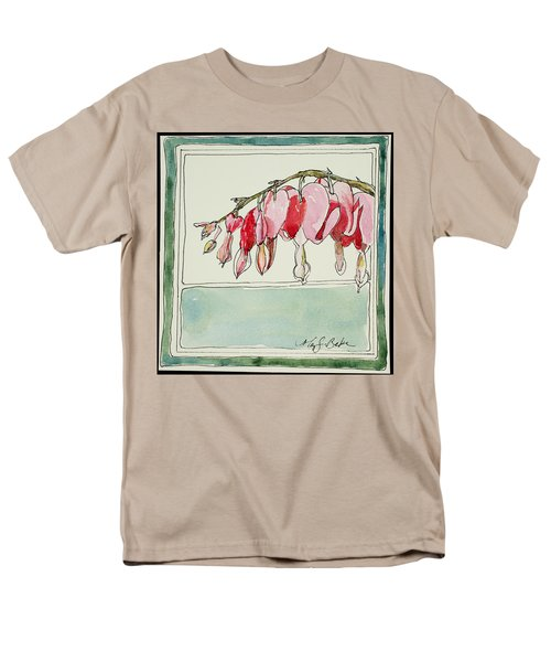 Bleeding Hearts II T-Shirt by Mary Benke