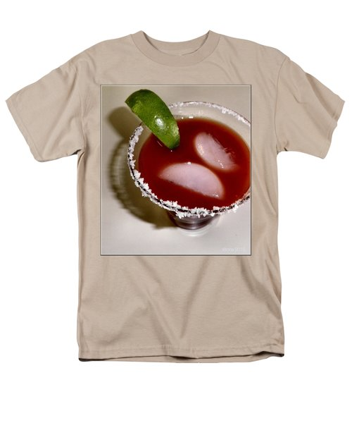 Bloody Mary Men's T-Shirt  (Regular Fit) by Tonie Cook