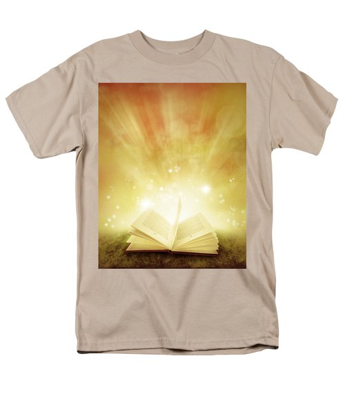 Book of dreams T-Shirt by Les Cunliffe