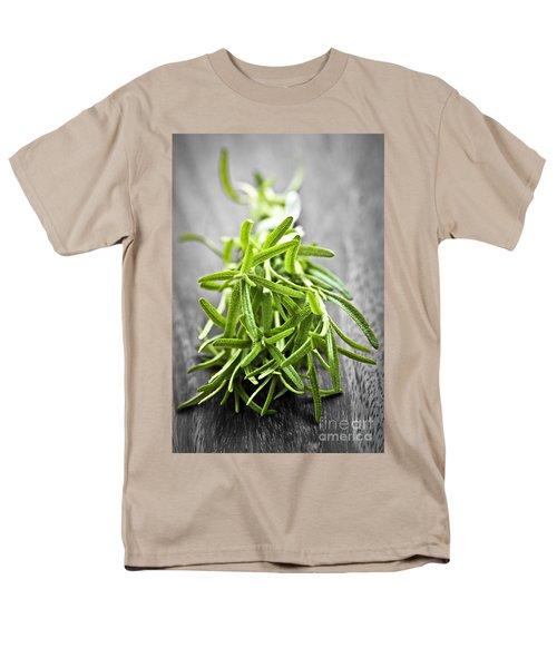 Bunch of fresh rosemary T-Shirt by Elena Elisseeva
