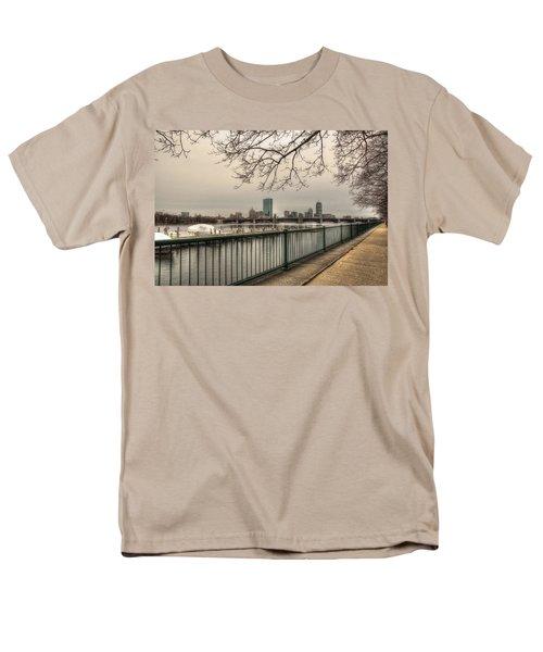 Charles River Charlesgate Yacht Club T-Shirt by Joann Vitali