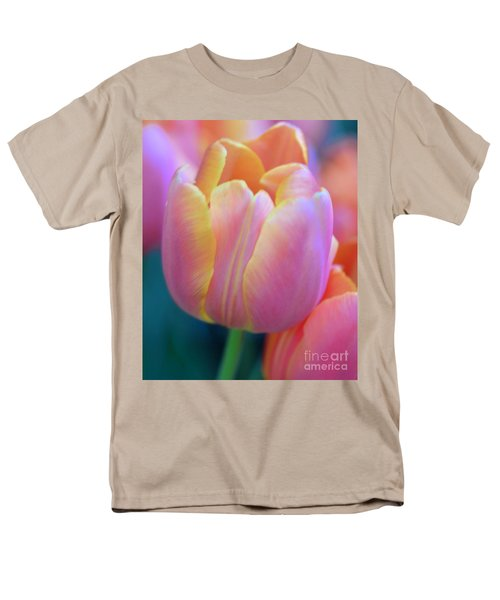 Colorful Tulip T-Shirt by Kathleen Struckle