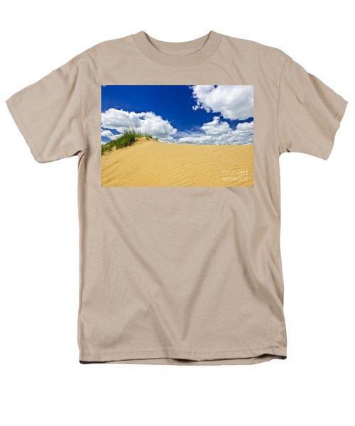 Desert landscape in Manitoba T-Shirt by Elena Elisseeva