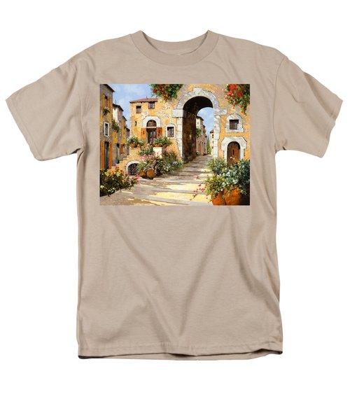 entrata al borgo T-Shirt by Guido Borelli