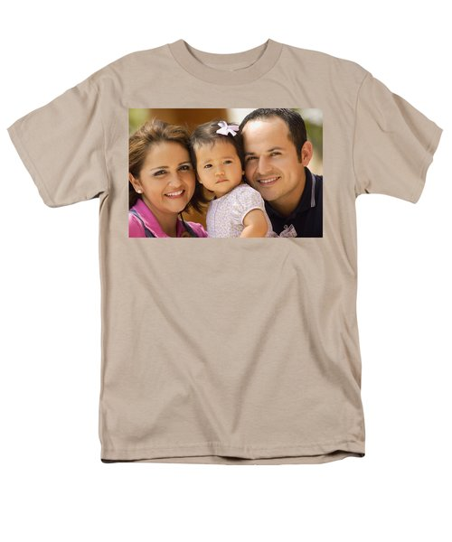 Family Portrait T-Shirt by Don Hammond