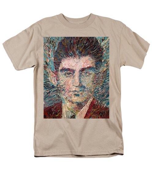 FRANZ KAFKA OIL PORTRAIT T-Shirt by Fabrizio Cassetta