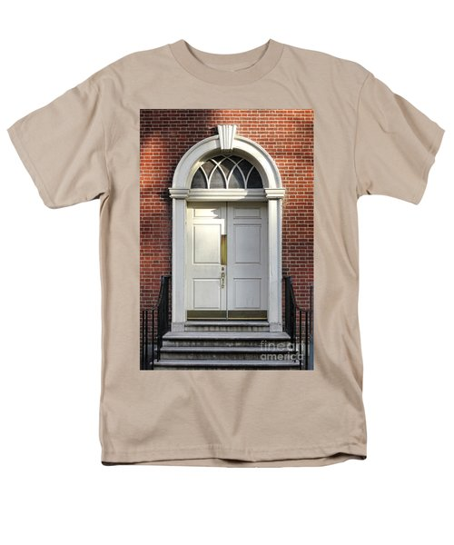 Georgian Door T-Shirt by Olivier Le Queinec