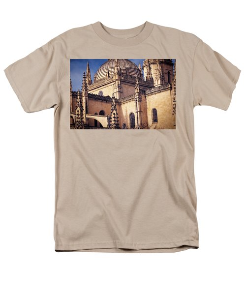 Gothic Cathedral T-Shirt by Joan Carroll