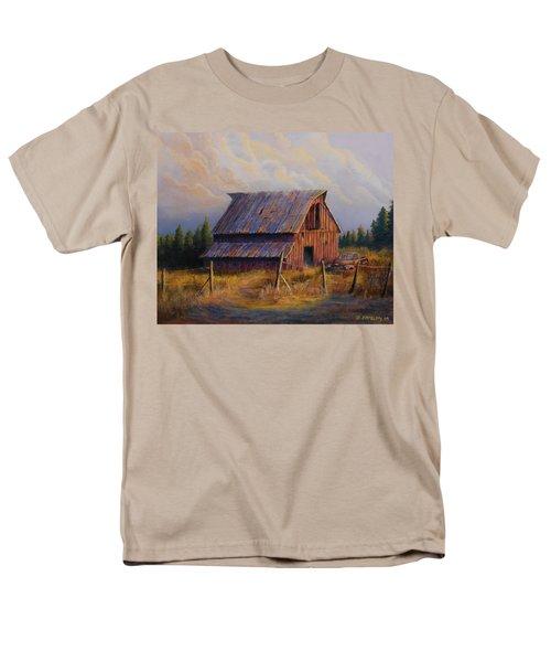 Grandpas Truck T-Shirt by Jerry McElroy