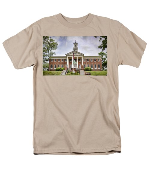 Greeneville Town Hall T-Shirt by Heather Applegate