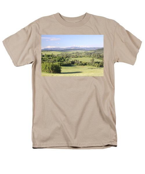 Greenland Ranch T-Shirt by Eric Glaser