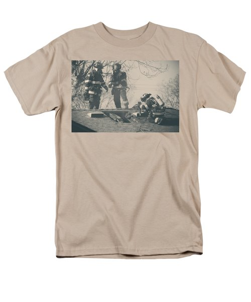 Heroes T-Shirt by Laurie Search
