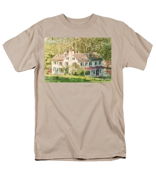 Hopewell Furnace in Pennsylvania T-Shirt by Olivier Le Queinec