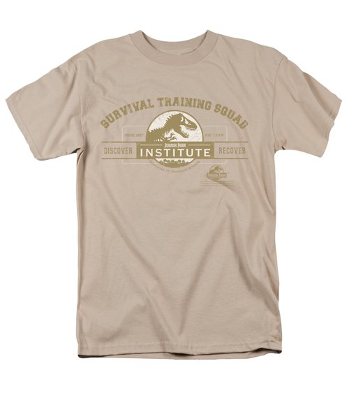 Jurassic Park - Survival Training Squad Men's T-Shirt  (Regular Fit) by Brand A