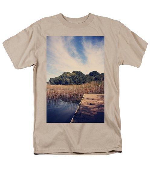 Just to Make This Dock My Home T-Shirt by Laurie Search