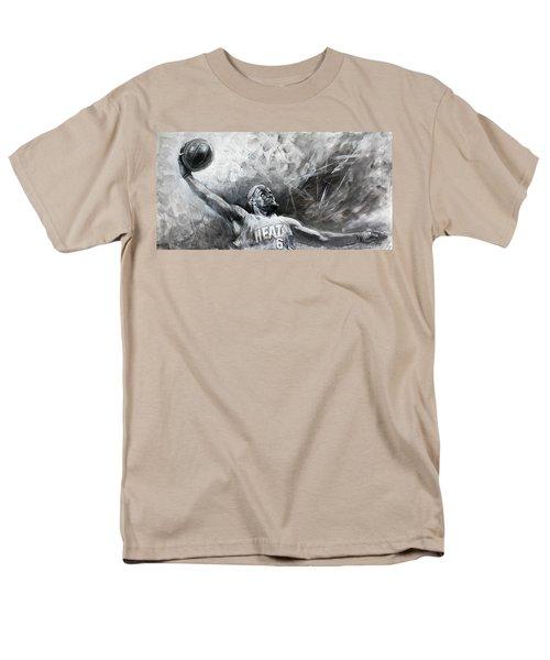 King James Lebron Men's T-Shirt  (Regular Fit) by Ylli Haruni