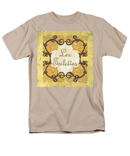 Les Toilettes T-Shirt by Debbie DeWitt
