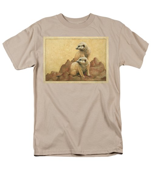 Lookouts T-Shirt by James W Johnson