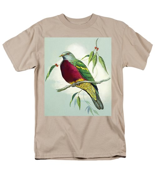 Magnificent Fruit Pigeon Men's T-Shirt  (Regular Fit) by Bert Illoss