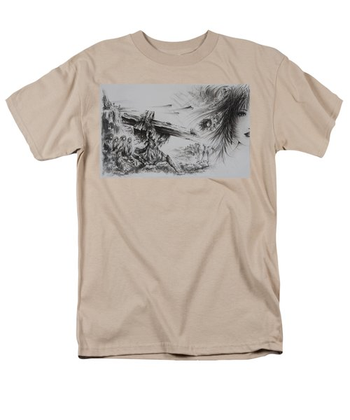 Man of Sorrows T-Shirt by Rachel Christine Nowicki