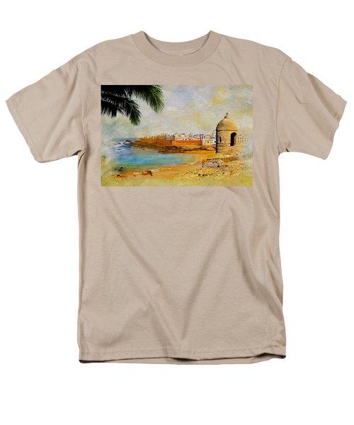 Medina of Tetouan T-Shirt by Catf