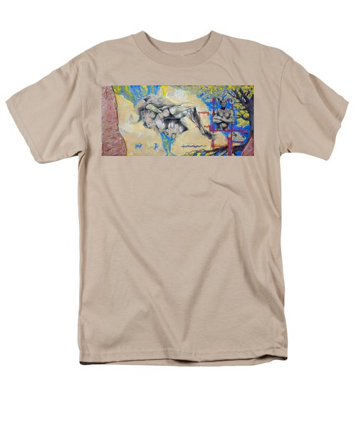 Minotaur Men's T-Shirt  (Regular Fit) by Derrick Higgins