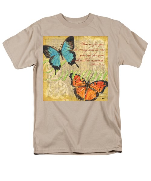 Musical Butterflies 1 T-Shirt by Debbie DeWitt