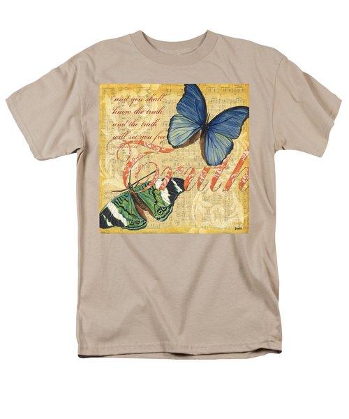 Musical Butterflies 3 T-Shirt by Debbie DeWitt
