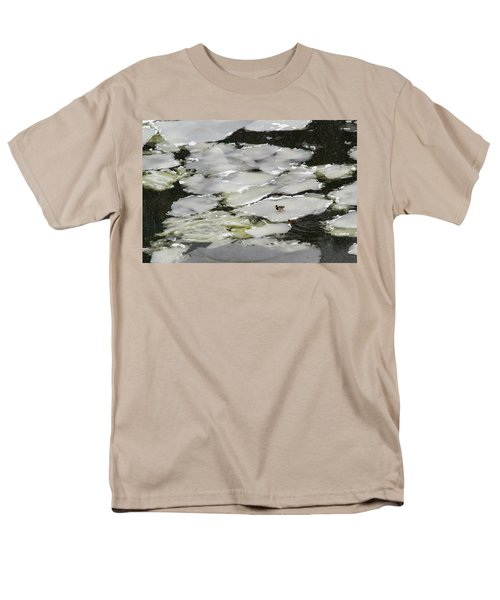 Nasty weather - Featured 3 T-Shirt by Alexander Senin