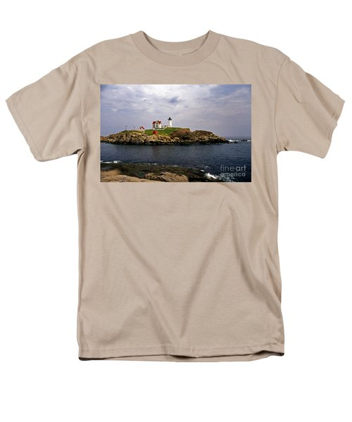 NUBLE LIGHTHOUSE T-Shirt by Skip Willits