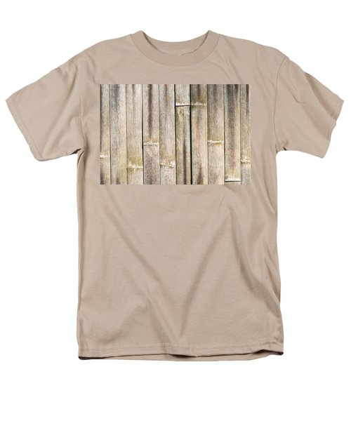 Old Bamboo Fence T-Shirt by Alexander Senin