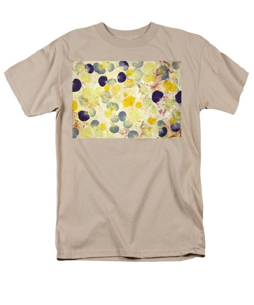 Pansy Petals T-Shirt by James W Johnson