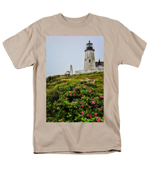 Pemaquid Point T-Shirt by Karol  Livote