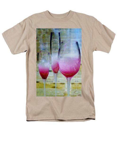 Pink Summer T-Shirt by Ben and Raisa Gertsberg