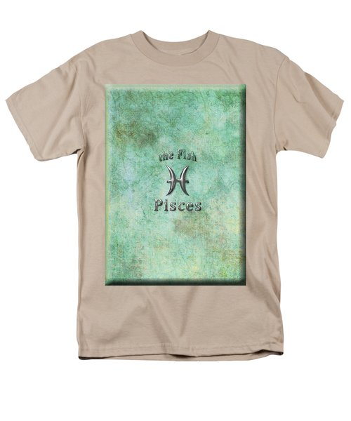 Pisces Feb 19 to March 20 T-Shirt by Fran Riley