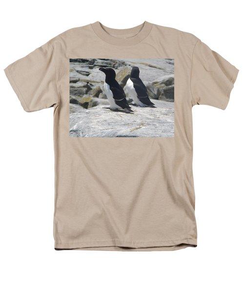 Razorbills 2 Men's T-Shirt  (Regular Fit) by James Petersen