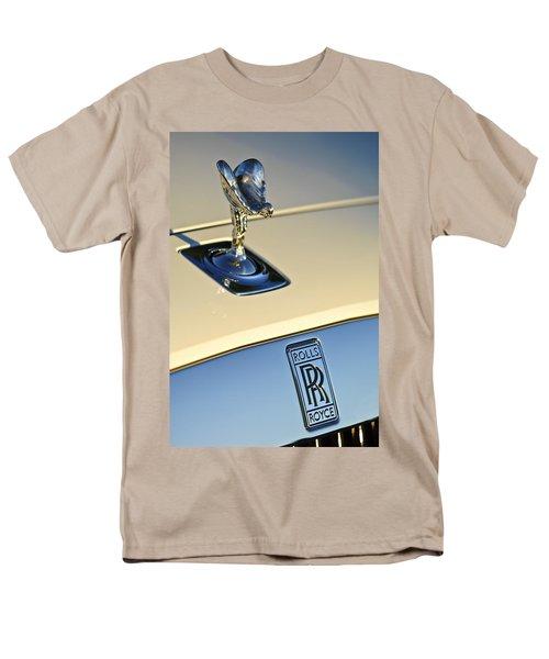 Rolls-Royce Hood Ornament 3 T-Shirt by Jill Reger
