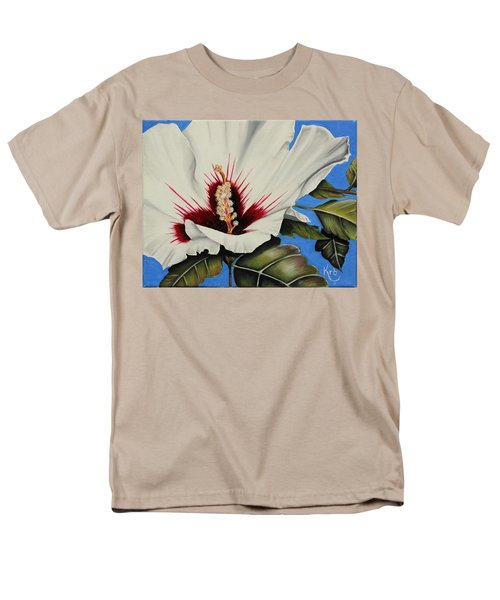 Rose of Sharon T-Shirt by Karen Beasley