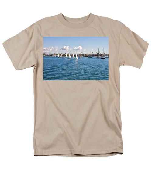Sailing T-Shirt by Angela A Stanton