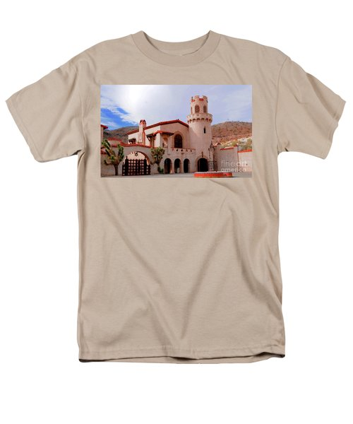 Scotty's Castle T-Shirt by Kathleen Struckle